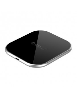 WOC6 Intelligent Wireless Charging Pad Silver
