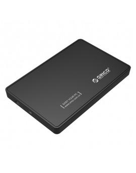 "2588US 2.5"" External Harddrive Enclosure โอริโก้กล่องอ่าน HDD 2.5"" แบบ USB 2.0"