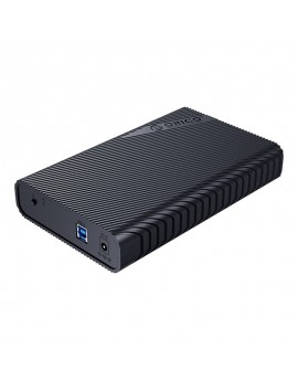 3521U3 External 3.5-inch USB3.0 hard disk box Black