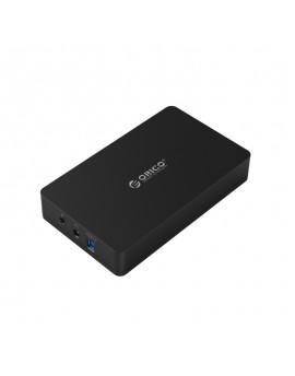 "2588H3 2.5"" USB 3.0 W/Hub Enclosure"