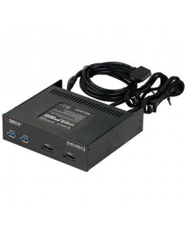 """BR5220P-FU32-2E 5.25"""" USB3.0+eSATA"""