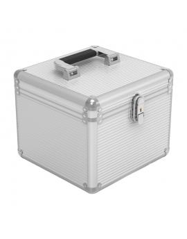 """BSC35-10 10 Disks 3.5"""" Hard Drive Protection Box"""