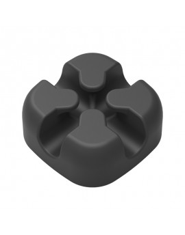 CBSX-5 Desktop Cross-shaped Silicone Cable Clip 5 Pcs.