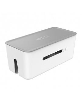 CMB-118 Power strip storage box White