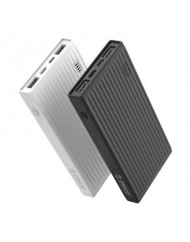FIREFLY-K10000 FIREFLY Series 10000mAh USB-A & Type-C & Micro B Smart Power Bank