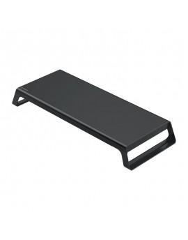 HSQ-01 Aluminum Laptop Monitor Stand Riser Computer Universal Organizer Desktop Holder for PC MacBook Air Pro Notebook