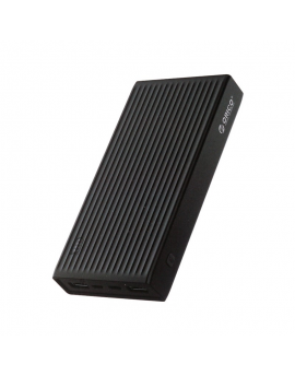 K20000 20000mAh USB-A & Type-C & Micro B Smart Power Bank