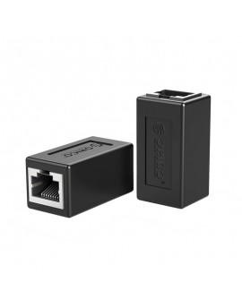 PUG-MTM RJ45 Ethernet Cable Extender Black