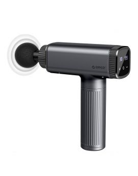 JX-703 Proffesional Percussion Therapy to Relaxes Deep Muscles Rechargeable Massage Gun Black