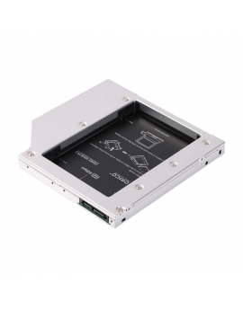"""L127SS 2.5"""" Caddy Drive for Notebook"""